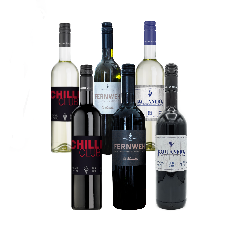 GASTRO CONSULTING - Best of Wine Box (6er Karton)